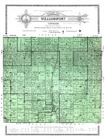 Williamsport Township, Berryton, Wakarusa, Shawnee County 1921